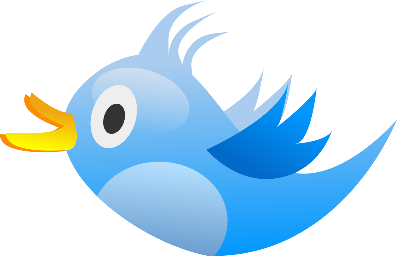clipart twitter icon - photo #32