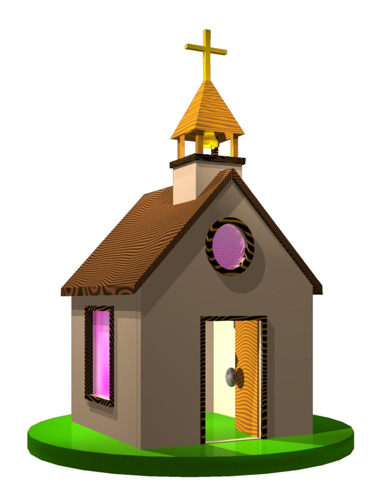 free clip art church images - photo #34
