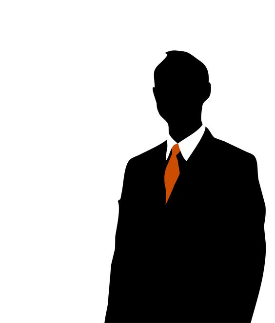 Business Person Silhouette - Free Clipart Images ...