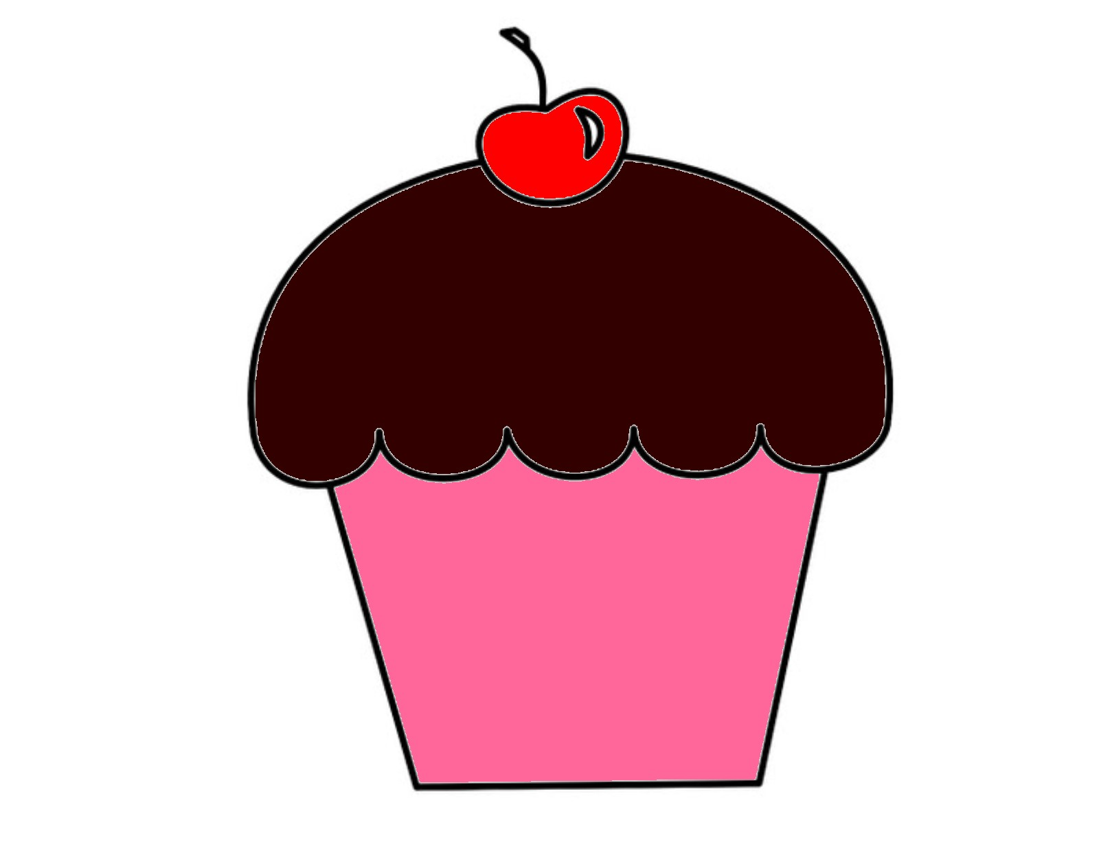 Cartoon Cupcake Pictures - ClipArt Best