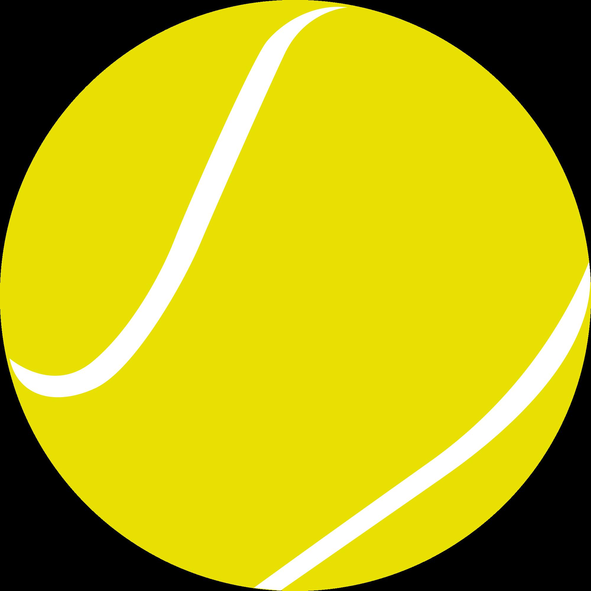 Tennis ball art
