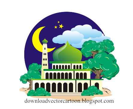 27 islamic mosque vector free download free cliparts that you can ...