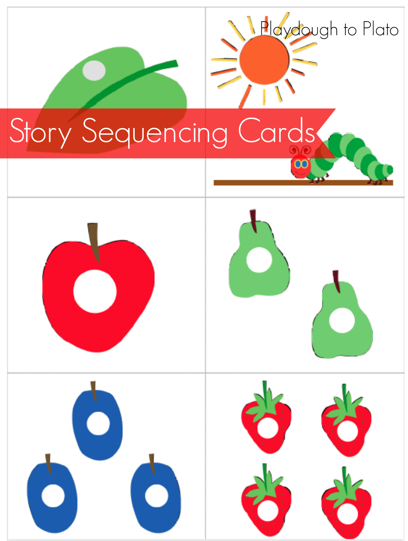 Hungry caterpillar printables clipart best for Very hungry caterpillar templates free