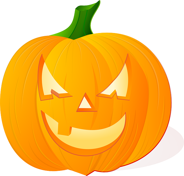 Scary Pumpkin Clipart - ClipArt Best