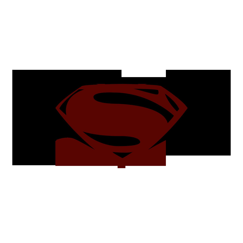 zack snyder s new batman logo  w  o superman  batman o clipart png o clipart black and white