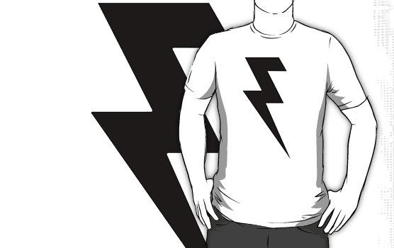 Lightning Bolt Clipart Black White Black And White Lightning