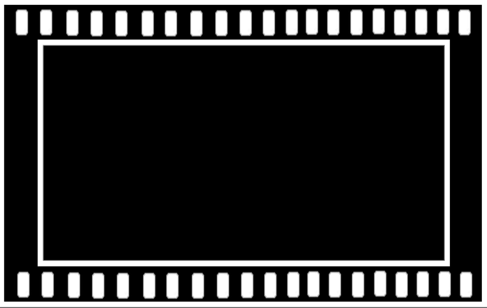 Border film strip