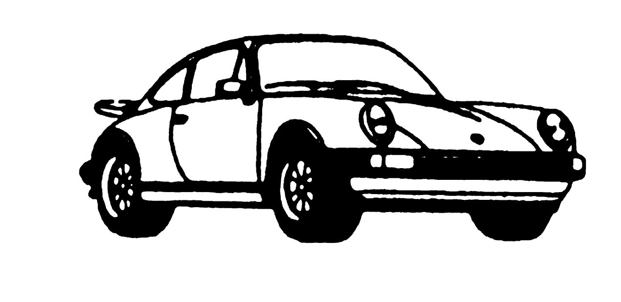Line Drawing Car : Car line drawings clipart best