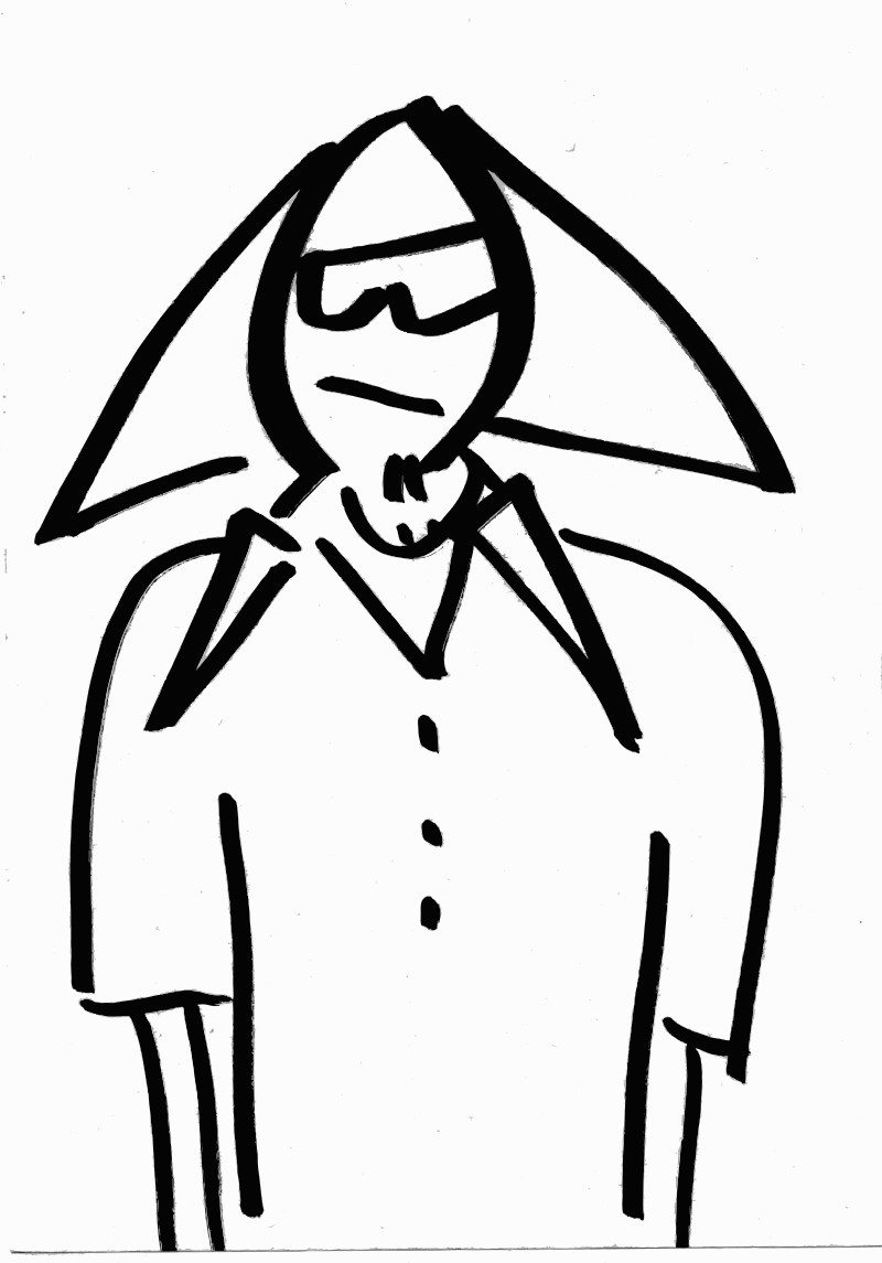 Line Drawing Person : Line drawing person clipart best