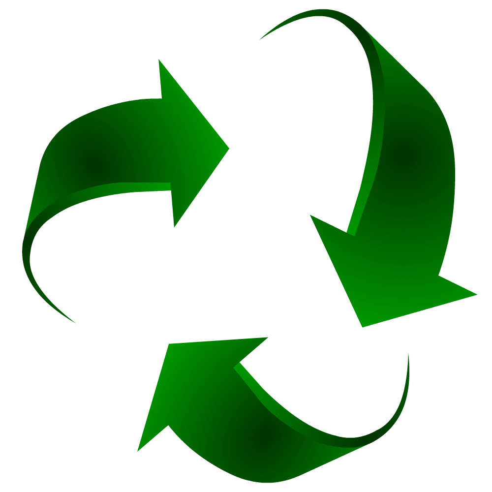 recycle logo vector clipart best