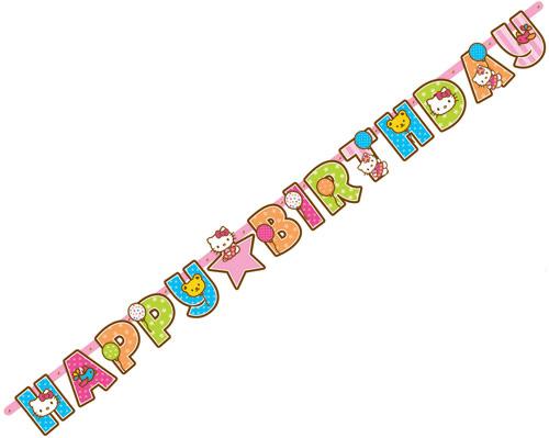 Hello Kitty Birthday Clipart Hello Kitty Add Age Birthday