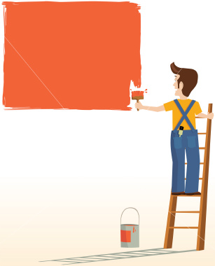 Images Of A Painter - ClipArt Best