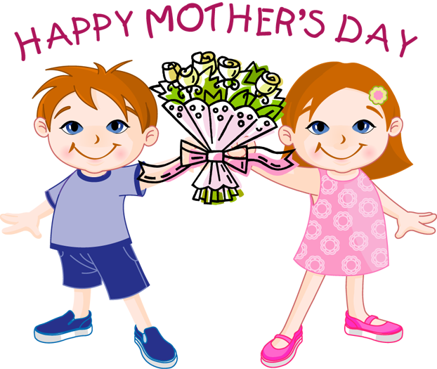 Clipart Of Mother