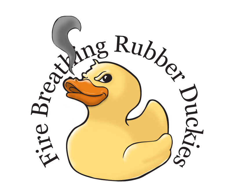 Clan - Fire Breathing Rubber Duckies - ClipArt Best - ClipArt Best