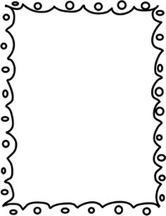 School Borders Clipart Black And White - ClipArt Best