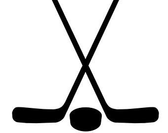 Clip Art Hockey Stick Clip Art crossed field hockey sticks clipart best tumundografico