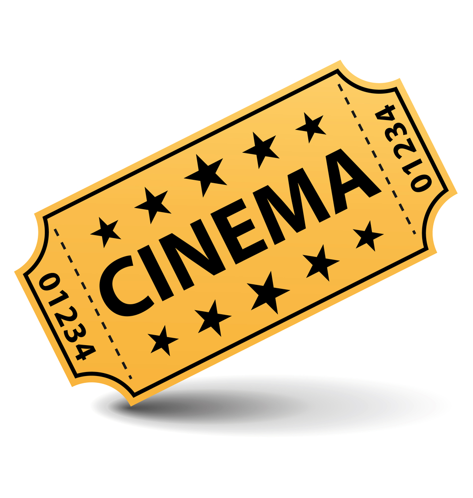 Printable Movie Tickets - ClipArt Best