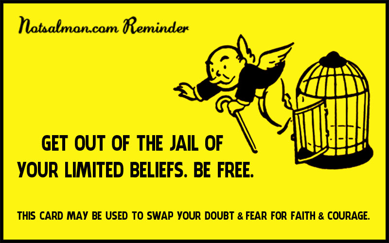Go to Jail Card Clip Art