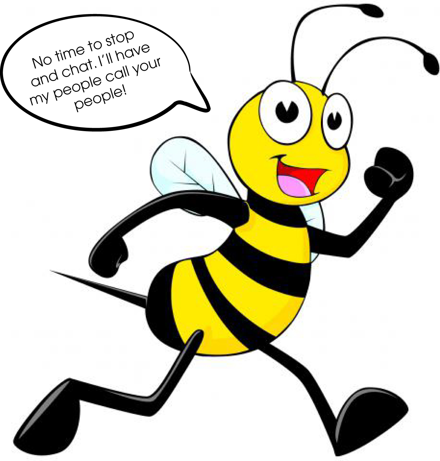 Busy Bee Clip Art Free - ClipArt Best
