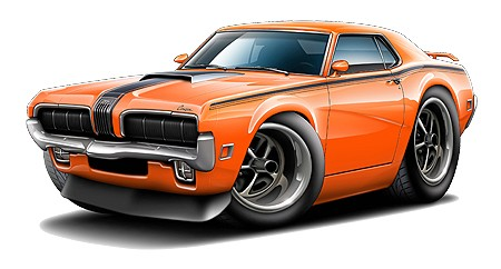 Classic Car Drawings In Pencil