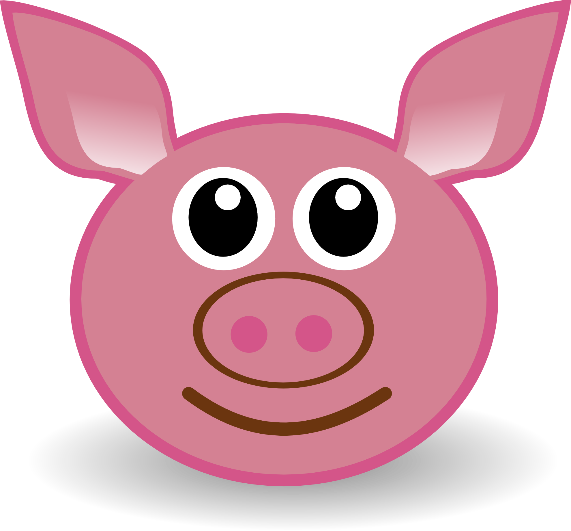 Pictures of a cartoon pig clipart best for Http pictures