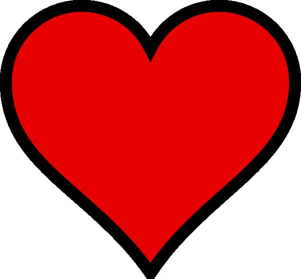 Heart Shape Templates - ClipArt Best