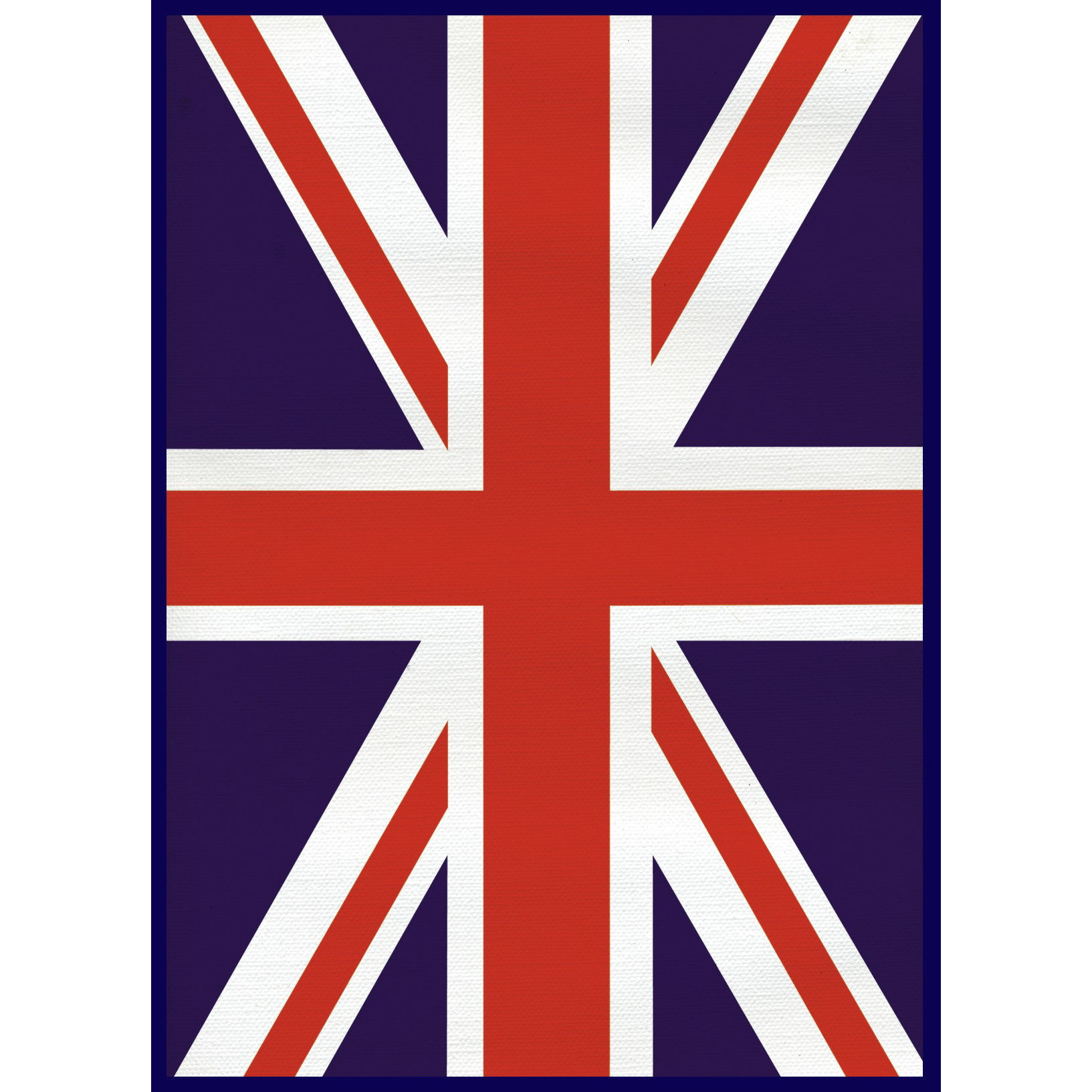 Printable Union Jack Flag