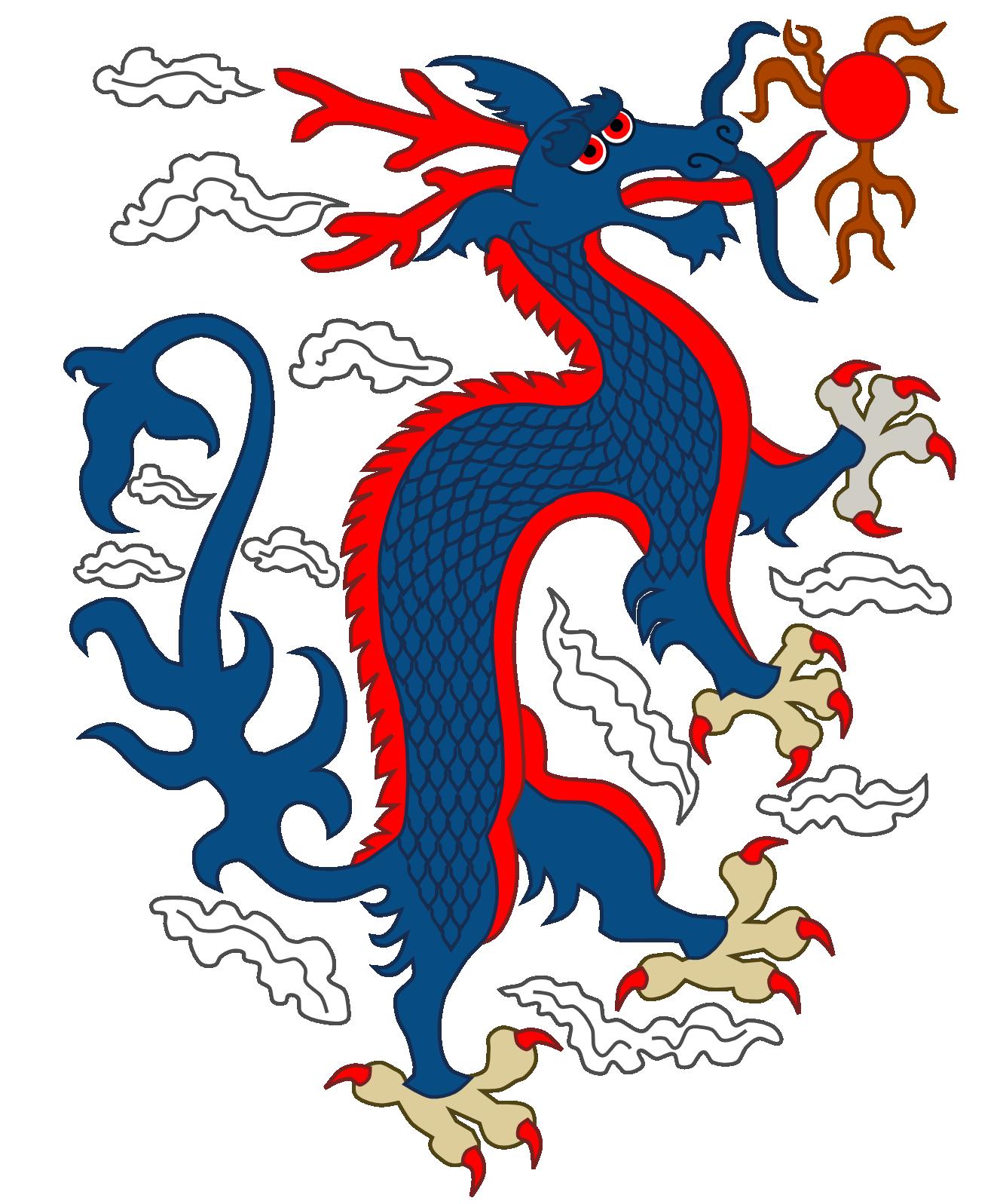 chinese new year dragon clip art - photo #30