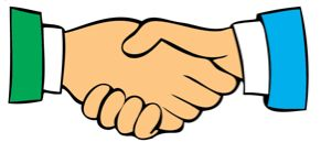 Shaking Hands Picture - ClipArt Best