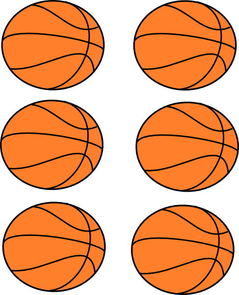 12 basketball border clip art . Free cliparts that you can download to ...