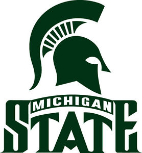 Michigan State Decal | eBay