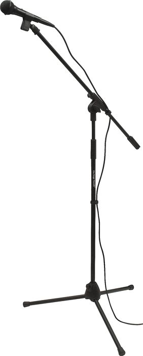 Public Domain Mic Stand - ClipArt Best