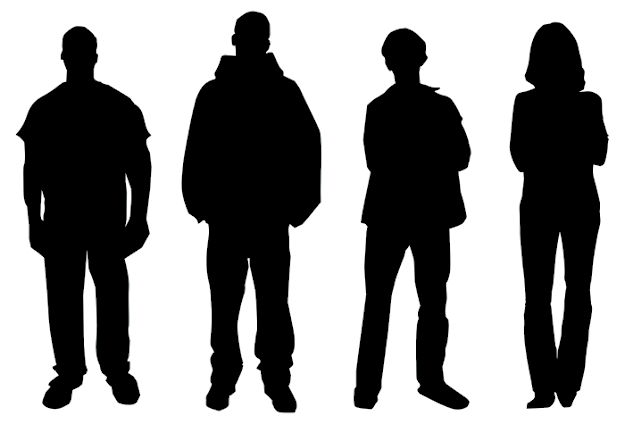 People Clipart Silhouette Png