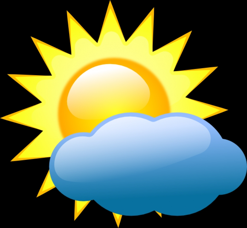 Weather Symbols Sunny - ClipArt Best