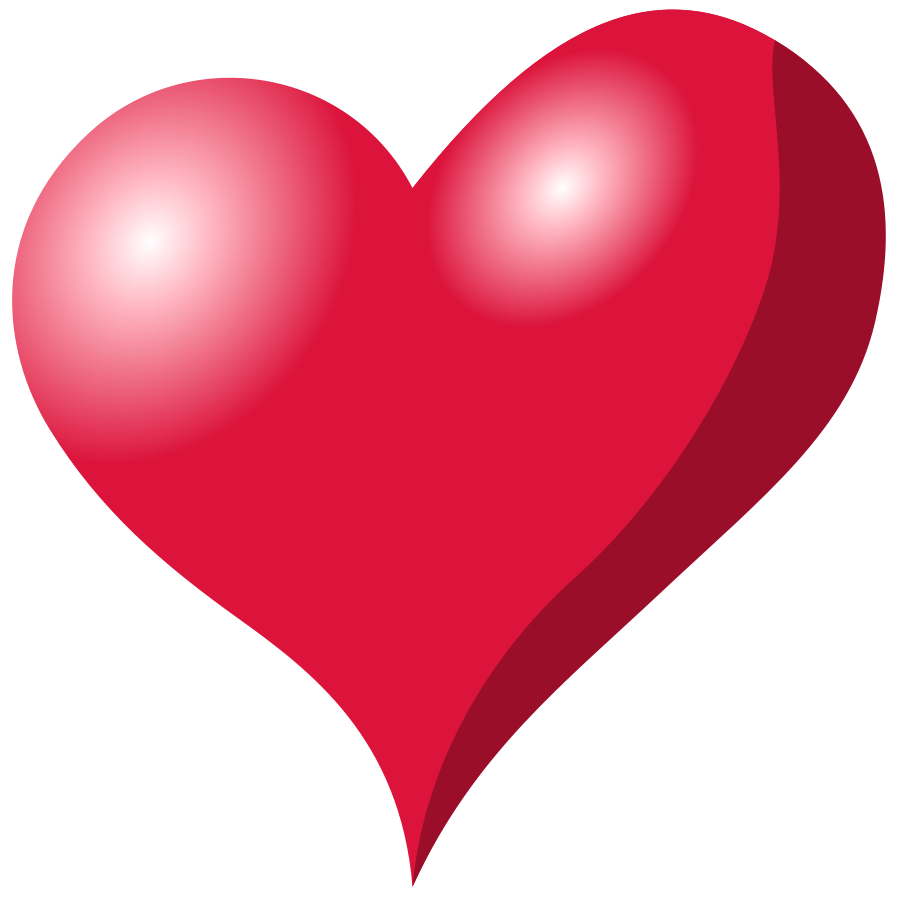 Heart Vector Image | Free Download Clip Art | Free Clip Art | on ...