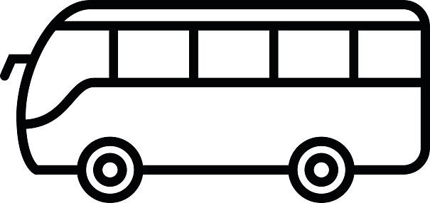 outline of a bus clipart best school bus clipart free black and white school bus clipart free black and white