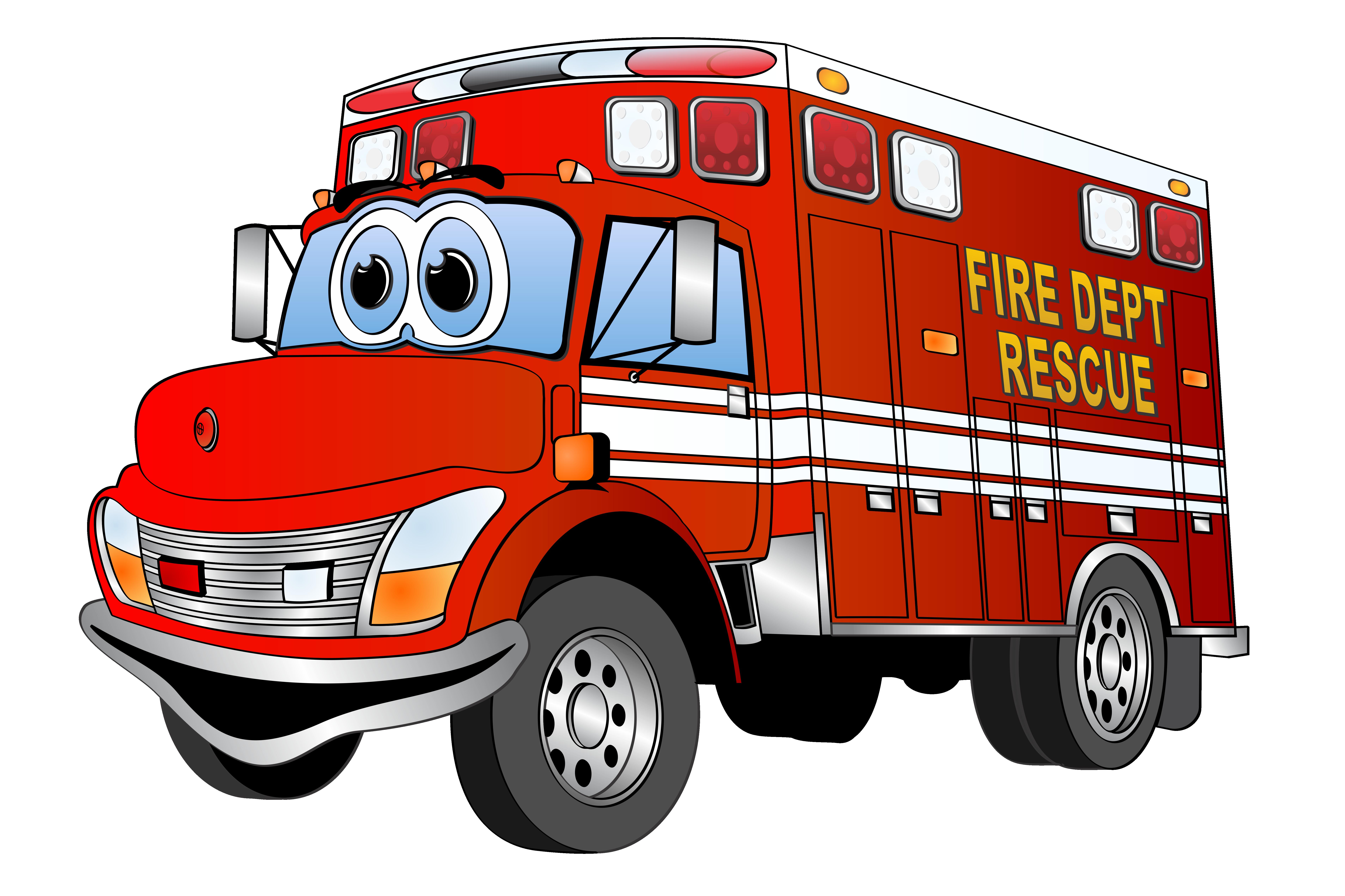 Cartoon Fire Brigade - ClipArt Best