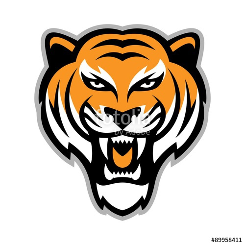 Tiger Logo Vector - ClipArt Best