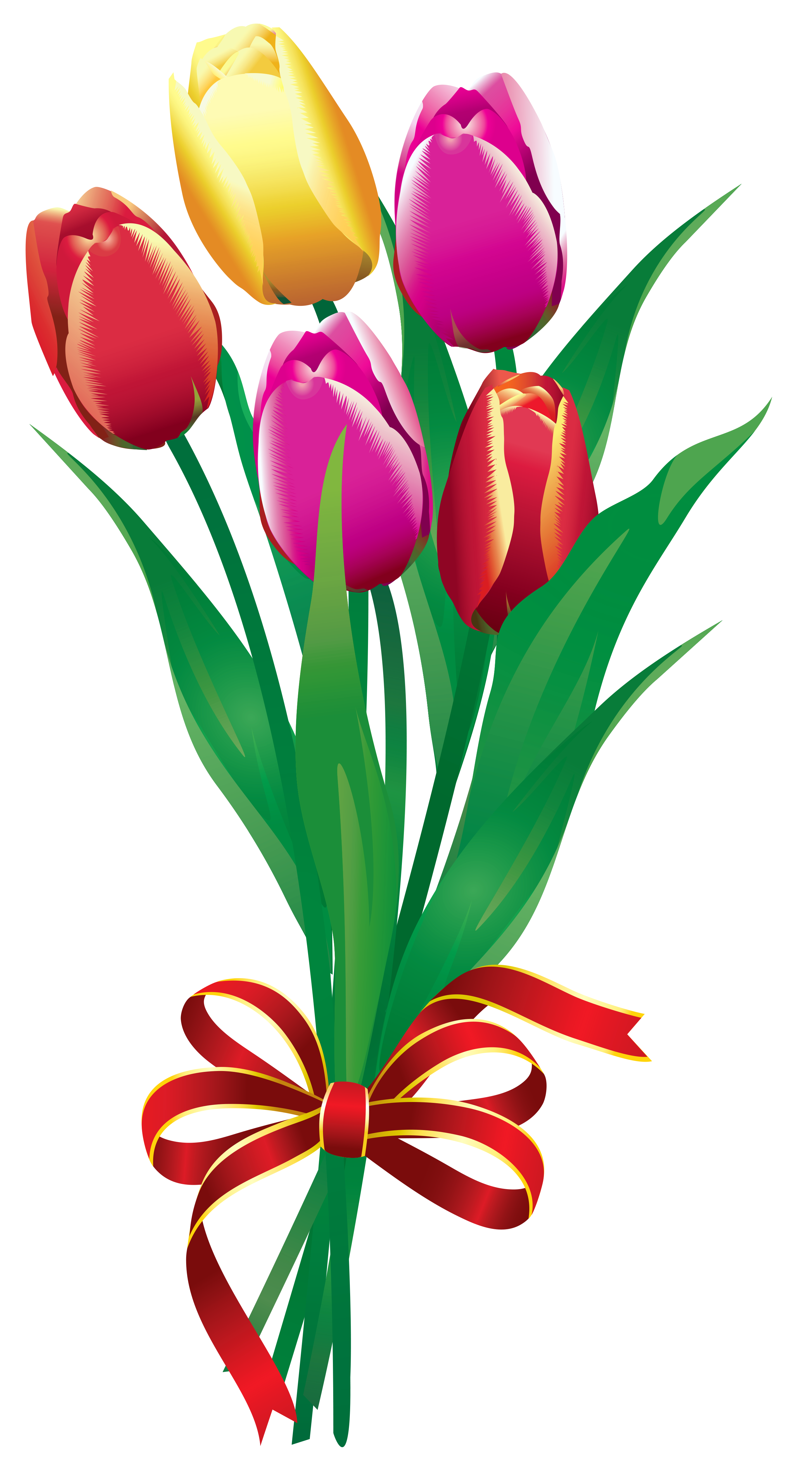 Bouquet Of Flowers Clip Art Free - ClipArt Best