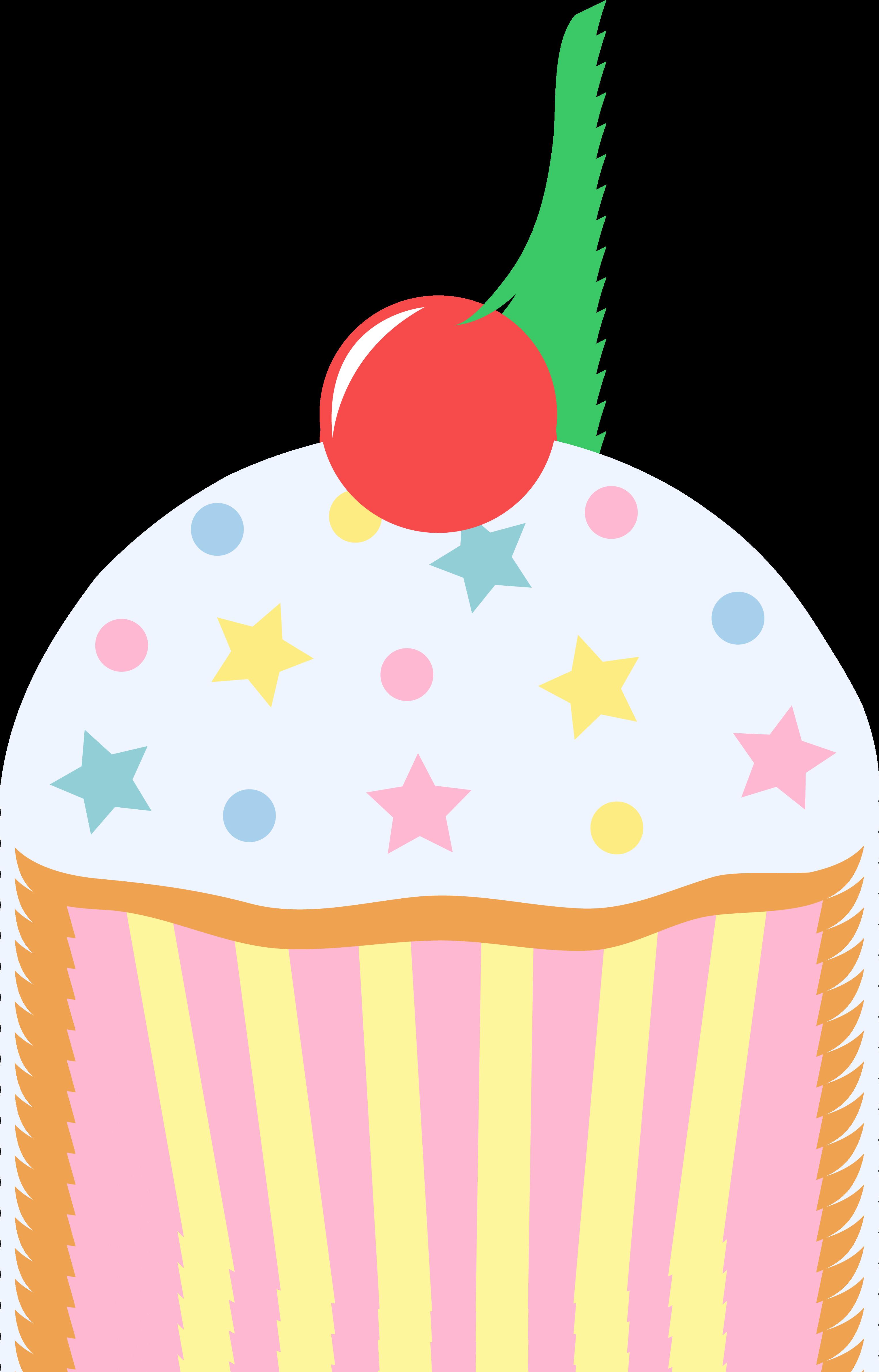 Cupcake clip art  Etsy