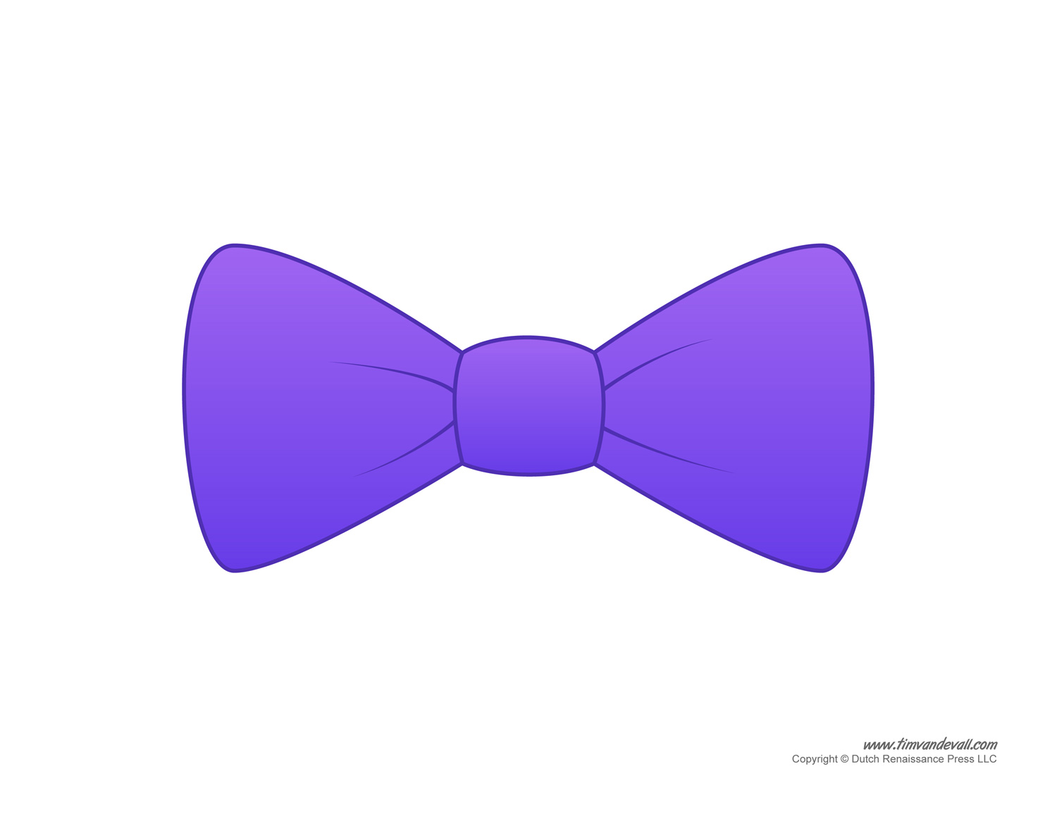 Bow Tie Cartoon - ClipArt Best