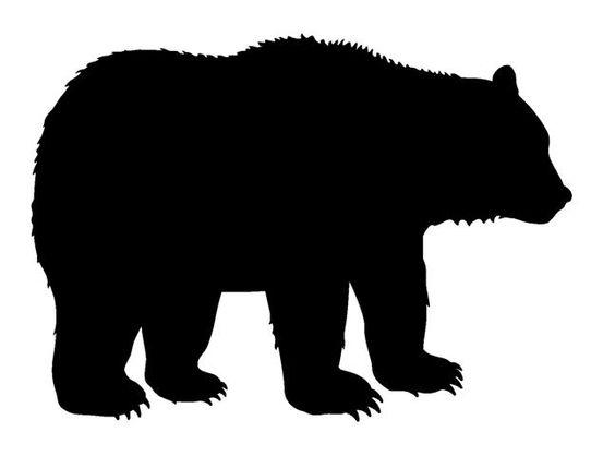 Black Bear Clip Art Free - ClipArt Best