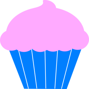 Simple Cake Clipart : Purple Cupcake Clipart - ClipArt Best