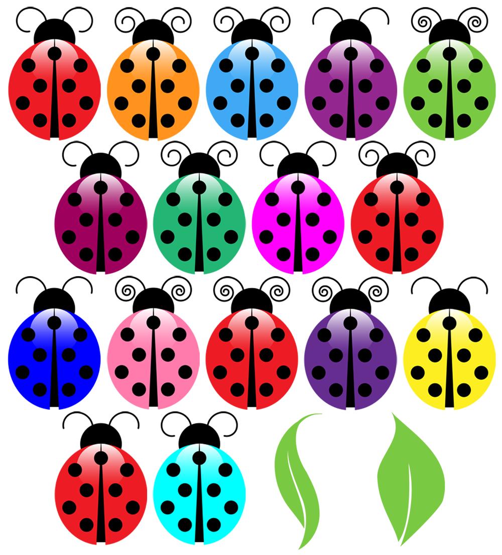 clip art of a ladybug - photo #43