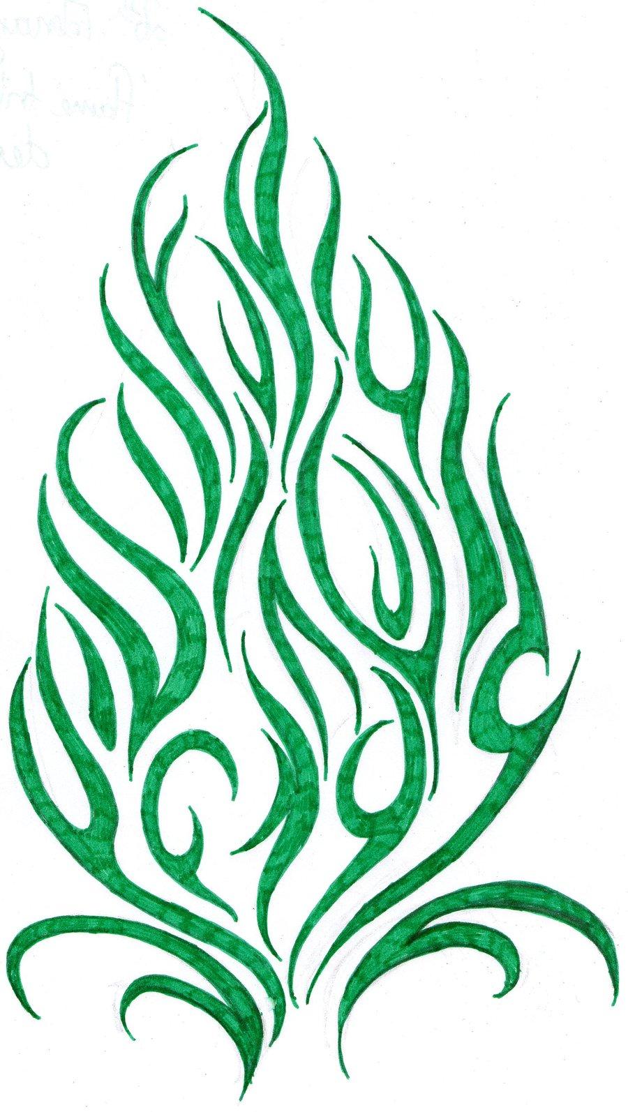 Mountain Lion Paw Print Tattoo Pawprint Tribal