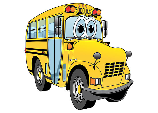 Cartoon School Bus - ClipArt Best
