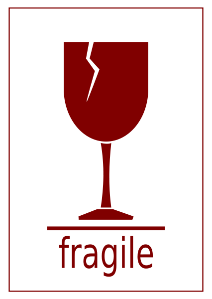 Fragile - ClipArt Best