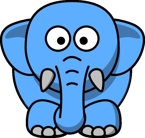 Elephant Image Vector Clip Art Online Royalty Free Public Domain