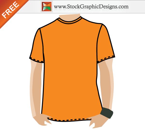Free T Shirt Templates Clipart Best