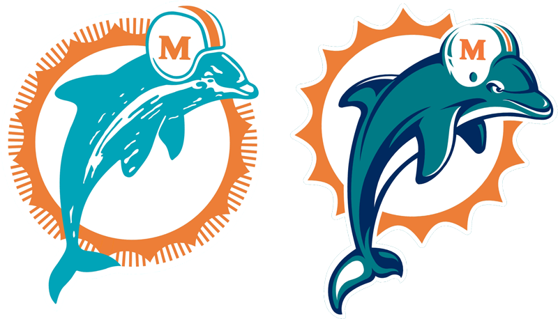 Dolphins logo png - photo#44